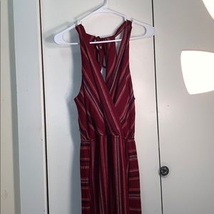 Other - Stripped loose jumpsuit